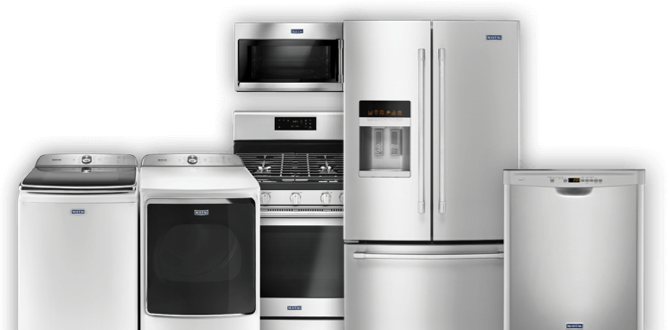 Maytag dependability lasts beyond Memorial Day appliance sales.